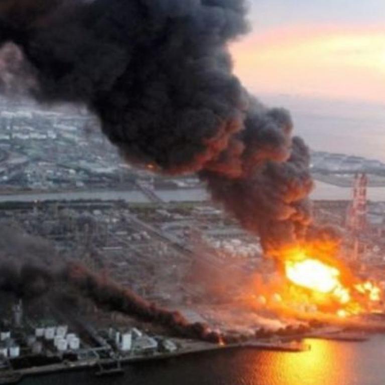 Accidentes medioambientales